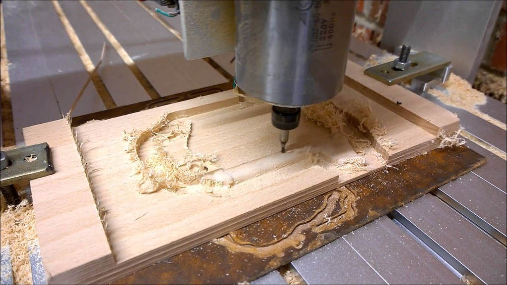 Fresadora cnc creaciones tarrega - Fresadora de madera ...